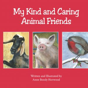 Kind and Caring Animal Friends